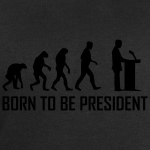 born to be president T-Shirts - Men's Sweatshirt by Stanley & Stella