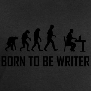 born to be writer T-Shirts - Men's Sweatshirt by Stanley & Stella