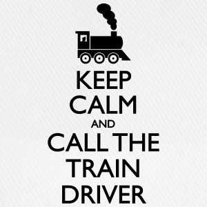 Call the train driver Tee shirts - Casquette classique