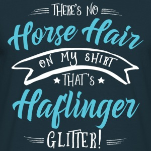 Glitter Haflinger  Hoodies & Sweatshirts - Men's T-Shirt