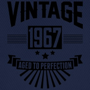 VINTAGE 1967 - Aged To Perfection  T-Shirts - Baseball Cap