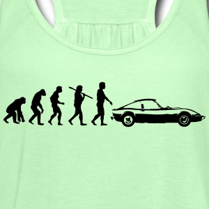 Opel GT evolution T-Shirts - Frauen Tank Top von Bella