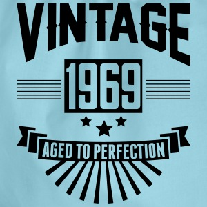 VINTAGE 1969 - Aged To Perfection  T-Shirts - Drawstring Bag