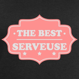 The best serveuse T-Shirts - Men's Sweatshirt by Stanley & Stella