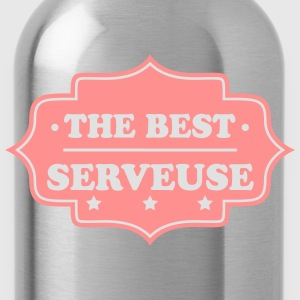 The best serveuse T-Shirts - Water Bottle