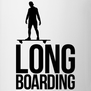 long boarding T-Shirts - Mug