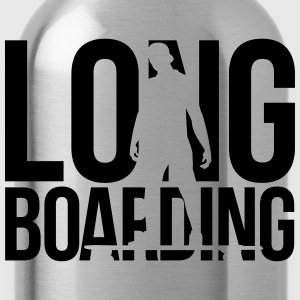 longboarding T-Shirts - Water Bottle