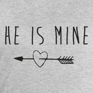 He is mine Tee shirts - Sweat-shirt Homme Stanley & Stella