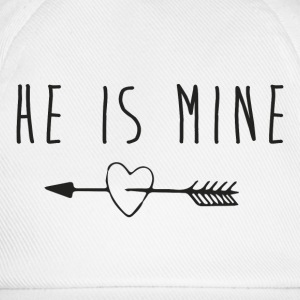 He is mine Tee shirts - Casquette classique