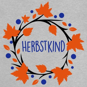 Herbstkind - Junge - Baby T-Shirt