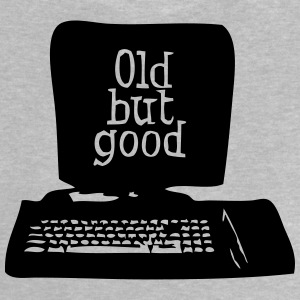 old but good computer alt aber gut T-Shirts - Baby T-Shirt