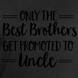 Only The Best Brothers Get Promoted To Uncle T-Shirts - Men's Sweatshirt by Stanley & Stella