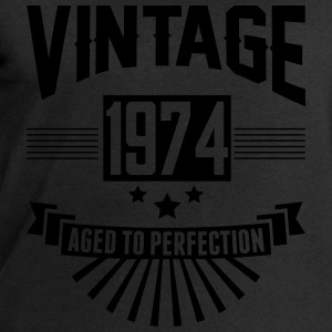 VINTAGE 1974 - Aged To Perfection  T-Shirts - Men's Sweatshirt by Stanley & Stella