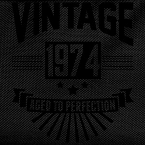 VINTAGE 1974 - Aged To Perfection  T-Shirts - Kids' Backpack
