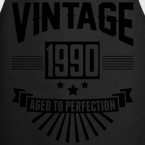VINTAGE 1990 - Aged To Perfection T-Shirts - Cooking Apron