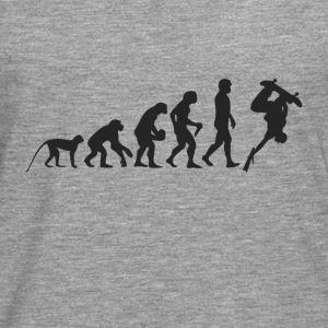 Evolution Skate Tee shirts - T-shirt manches longues Premium Homme