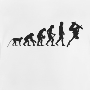 Evolution Skate Shirts - Baby T-shirt
