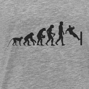 Evolution Parcour Tops - Mannen Premium T-shirt
