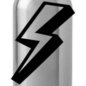 BLITZ / FLASH T-Shirts - Trinkflasche