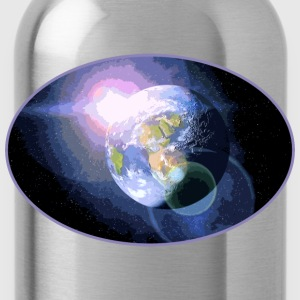 Planet Earth  - Trinkflasche
