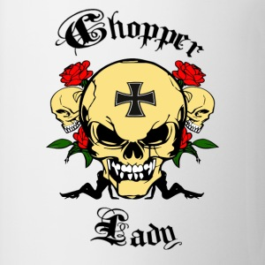 Chopper Lady T-Shirts - Tasse