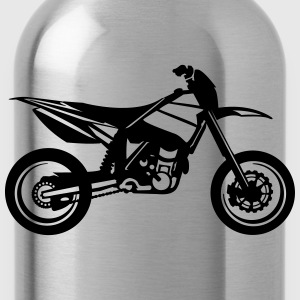 SuperMoto T-Shirts - Water Bottle
