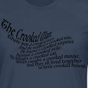 The Crooked Man - Männer Premium Langarmshirt