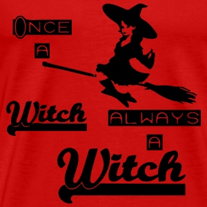 Always a Witch Tops - Men's Premium T-Shirt