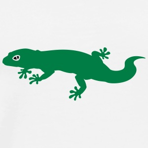 Green Gecko Tops - Men's Premium T-Shirt
