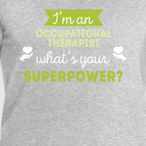Occupational Therapist Superpower T-shirt T-Shirts - Men's Sweatshirt by Stanley & Stella