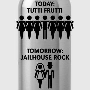 Today: Tutti Frutti – Tomorrow: Jailhouse Rock T-Shirts - Water Bottle