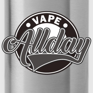 Vape Design Allday  Hoodies & Sweatshirts - Water Bottle