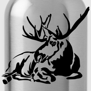 Moose Shirts - Water Bottle