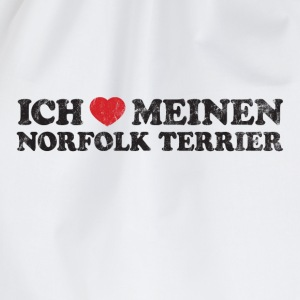 Mein Norfolk Terrier T-Shirts - Turnbeutel