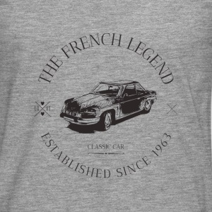 PANHARD 24 CT FRENCH CAR Tee shirts - T-shirt manches longues Premium Homme