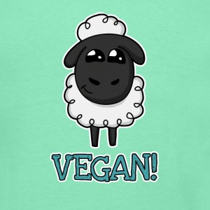 Vegan Sheep - Männer T-Shirt