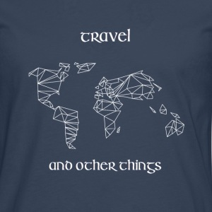 Travel and other Things - Männer Premium Langarmshirt