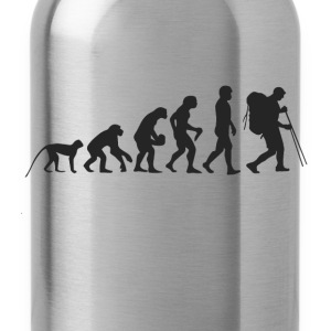 Evolution hiking T-Shirts - Water Bottle
