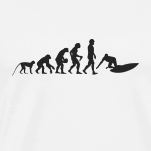 Surf evolution Sports wear - Men's Premium T-Shirt