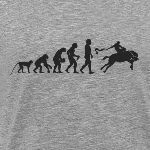 Evolution Rodeo Long Sleeve Shirts - Men's Premium T-Shirt