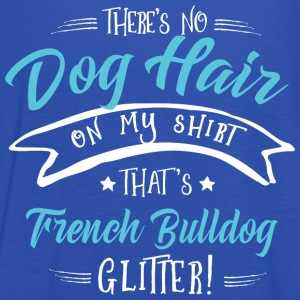 Glitter French Bulldog  Hoodies & Sweatshirts - Women's Tank Top by Bella