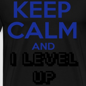 i Level up - T-shirt Premium Homme