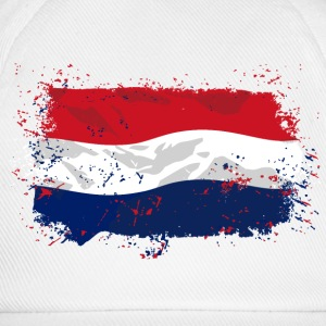 Holland Flag  T-Shirts - Baseballkappe