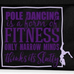 pole dancing is a form of fitness Top - Zaino per bambini