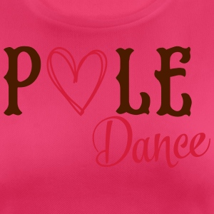 pole dance Tops - Camiseta mujer transpirable