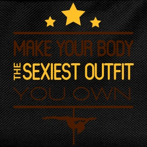 make your body the sexiest outfit you own Magliette - Zaino per bambini
