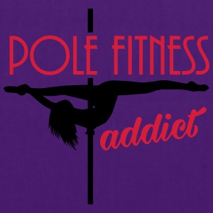pole fitness addict T-Shirts - Stoffbeutel