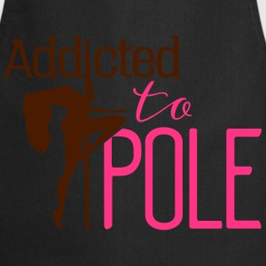 addicted to pole Topy - Fartuch kuchenny