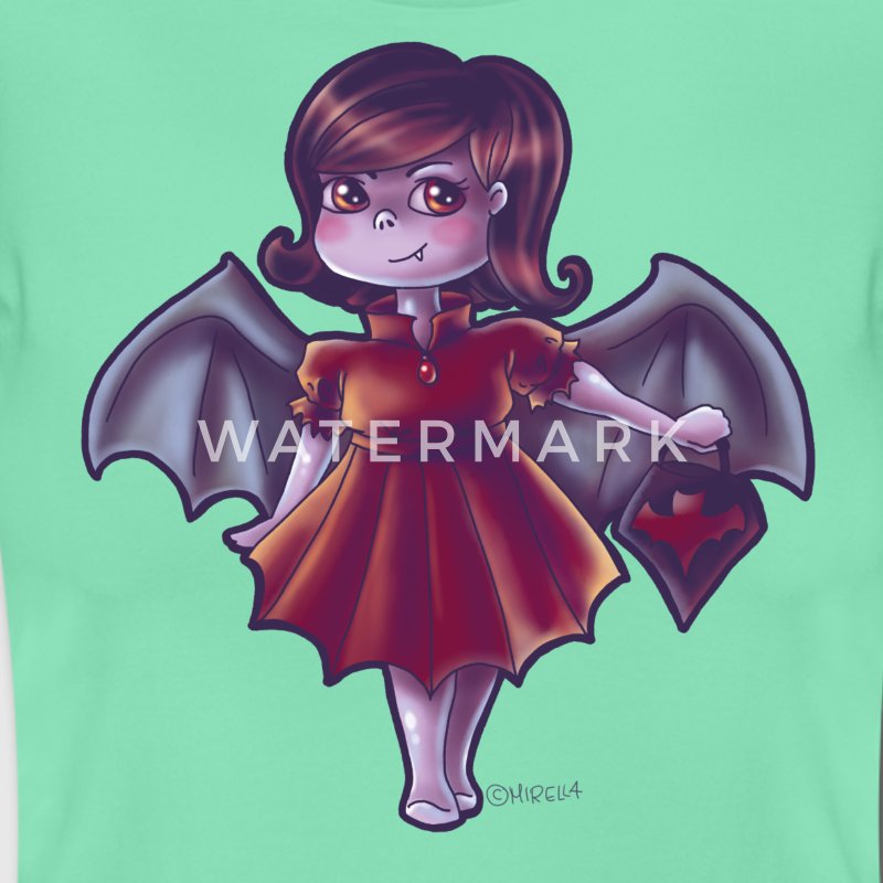 Halloween Vampy T-Shirts - Frauen T-Shirt