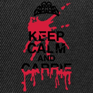Keep calm Carrie T-Shirts - Snapback Cap